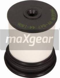 Maxgear 26-1244 - Паливний фільтр autocars.com.ua