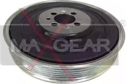 Maxgear 30-0011 - Ремінний шків, колінчастий вал autocars.com.ua