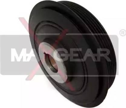 Maxgear 30-0022 - Ремінний шків, колінчастий вал autocars.com.ua