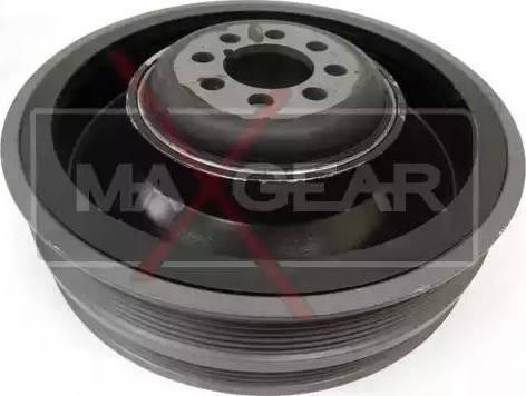 Maxgear 30-0056 - Ремінний шків, колінчастий вал autocars.com.ua
