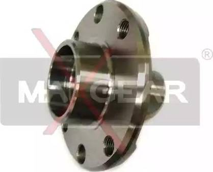 Maxgear 33-0483 - Маточина колеса autocars.com.ua