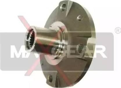 Maxgear 33-0490 - Маточина колеса autocars.com.ua