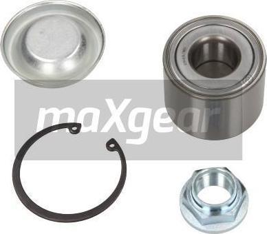 Maxgear 33-0515 - Комплект подшипника ступицы колеса car-mod.com
