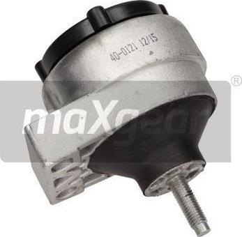 Maxgear 40-0121 - Подушка, підвіска двигуна autocars.com.ua