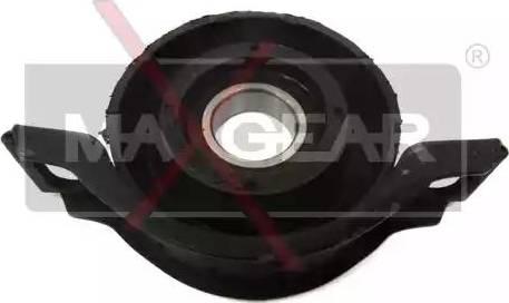 Maxgear 49-0059 - Підвіска, карданний вал autocars.com.ua