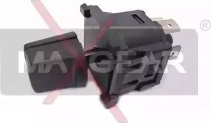 Maxgear 500033 - Выключатель вентилятора, отопление / вентиляция avtokuzovplus.com.ua