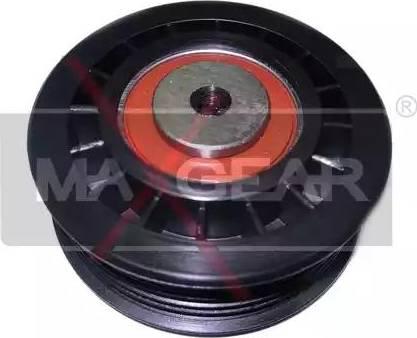 Maxgear 54-0109 - Паразитний / провідний ролик, поліклиновий ремінь autocars.com.ua