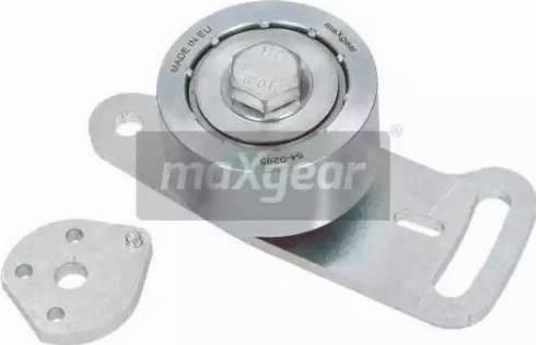 Maxgear 54-0295 - Натяжна ролик, ремінь ГРМ autocars.com.ua