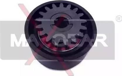 Maxgear 54-0315 - Натяжна ролик, поліклинові ремінь autocars.com.ua