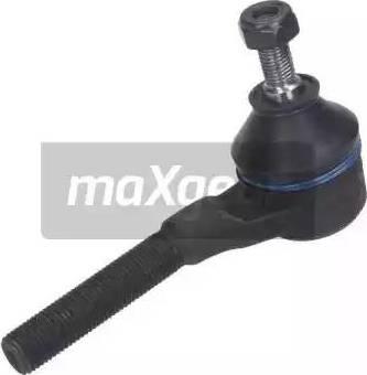 Maxgear 69-0163 - Наконечник рульової тяги, кульовий шарнір autocars.com.ua