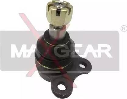 Maxgear 72-0438 - Шаровая опора, несущий / направляющий шарнир car-mod.com