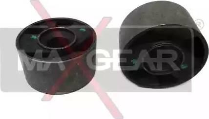 Maxgear 72-0529 - Сайлентблок, важеля підвіски колеса autocars.com.ua