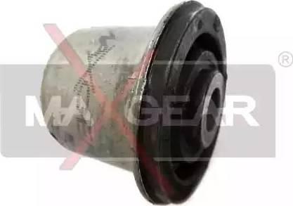 Maxgear 72-0681 - Сайлентблок, рычаг подвески колеса car-mod.com