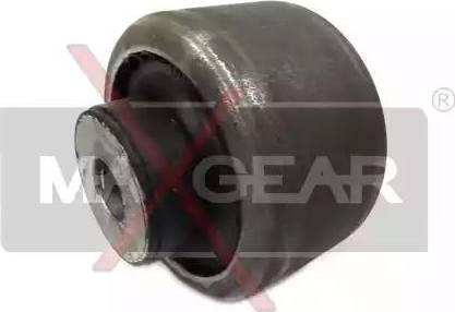Maxgear 72-1176 - Сайлентблок, рычаг подвески колеса car-mod.com