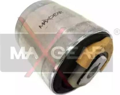 Maxgear 72-1254 - Сайлентблок, рычаг подвески колеса car-mod.com