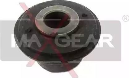 Maxgear 72-1695 - Сайлентблок, рычаг подвески колеса car-mod.com