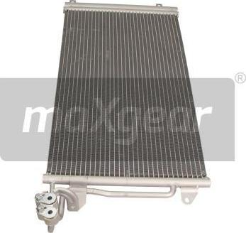 Maxgear AC801916 - Конденсатор, кондиционер car-mod.com
