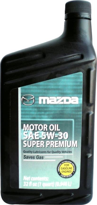 MAZDA 0000775W30QT - Масло раздаточной коробки car-mod.com