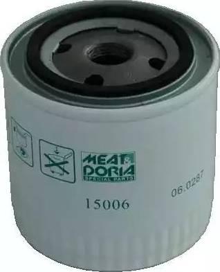Meat & Doria 15006 - Масляний фільтр autocars.com.ua