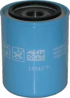 Meat & Doria 15045/7 - Масляний фільтр autocars.com.ua