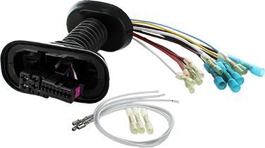 Meat & Doria 25028 - Ремонтный комплект, кабельный комплект autodnr.net