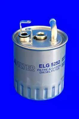 Mecafilter ELG5309 - Паливний фільтр autocars.com.ua