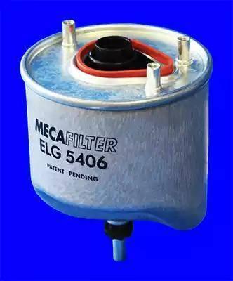 Mecafilter ELG5406 - Топливный фильтр car-mod.com