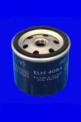 Mecafilter ELH4084 - Масляний фільтр autocars.com.ua