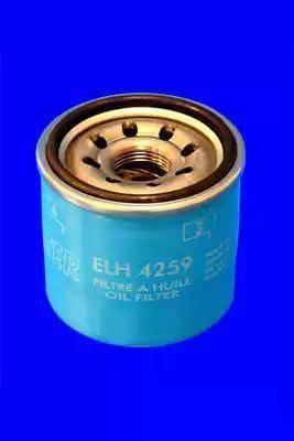 Mecafilter ELH4292 - Масляний фільтр autocars.com.ua