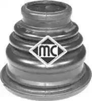 Metalcaucho 00139 - Пильник, приводний вал autocars.com.ua