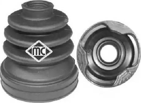 Metalcaucho 00142 - Пыльник, приводной вал autodnr.net