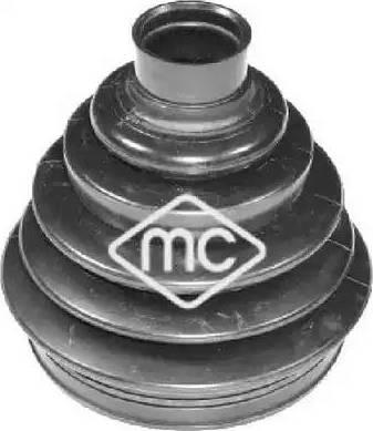 Metalcaucho 00157 - Пыльник, приводной вал autodnr.net