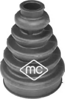 Metalcaucho 00159 - Пыльник, приводной вал autodnr.net