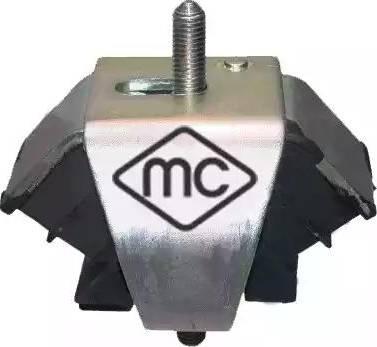 Metalcaucho 00716 - Подвеска, двигатель autodnr.net