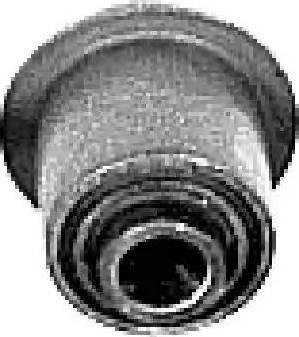 Metalcaucho 00803 - Сайлентблок, рычаг подвески колеса car-mod.com