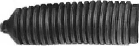Metalcaucho 00835 - Пыльник, рулевое управление autodnr.net