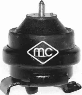 Metalcaucho 00848 - Подвеска, двигатель autodnr.net