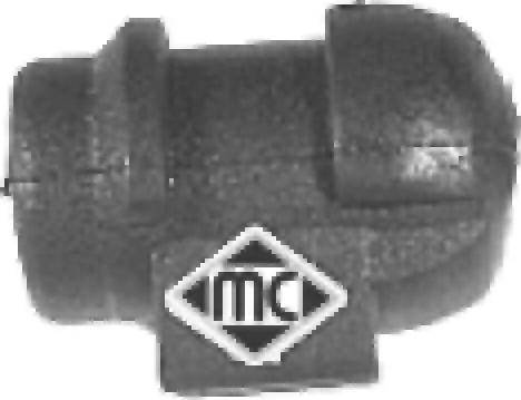 Metalcaucho 00867 - Втулка стабилизатора, нижний сайлентблок car-mod.com