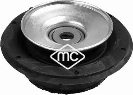 Metalcaucho 00896 - Опора стойки амортизатора autodnr.net