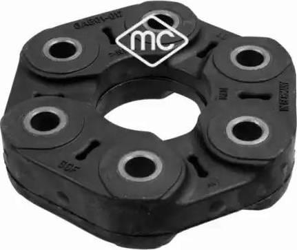 Metalcaucho 00926 - Эластичная муфта карданного вала car-mod.com