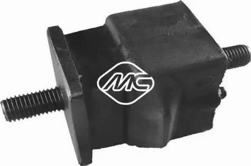 Metalcaucho 00965 - Подвеска, двигатель autodnr.net