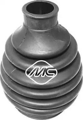 Metalcaucho 00993 - Пыльник, приводной вал autodnr.net