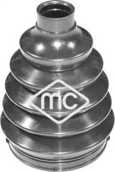 Metalcaucho 01111 - Комплект пылника, приводной вал autodnr.net