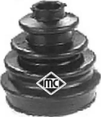 Metalcaucho 01175 - Комплект пылника, приводной вал autodnr.net