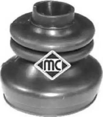 Metalcaucho 01407 - Комплект пилника, приводний вал autocars.com.ua