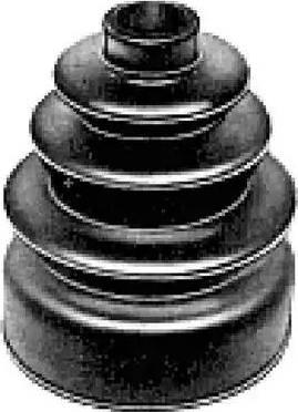 Metalcaucho 01493 - Комплект пилника, приводний вал autocars.com.ua