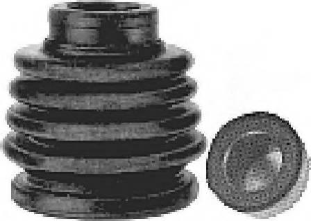 Metalcaucho 01599 - Комплект пылника, приводной вал autodnr.net