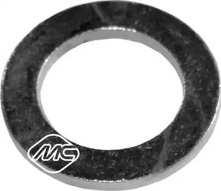 Metalcaucho 02029 - Уплотнительное кольцо, резьбовая пробка маслосливн. отверст. autodnr.net