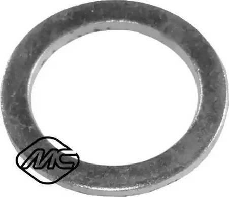 Metalcaucho 02030 - Уплотнительное кольцо, резьбовая пробка маслосливн. отверст. autodnr.net