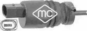 Metalcaucho 02062 - Водяной насос, система очистки окон autodnr.net